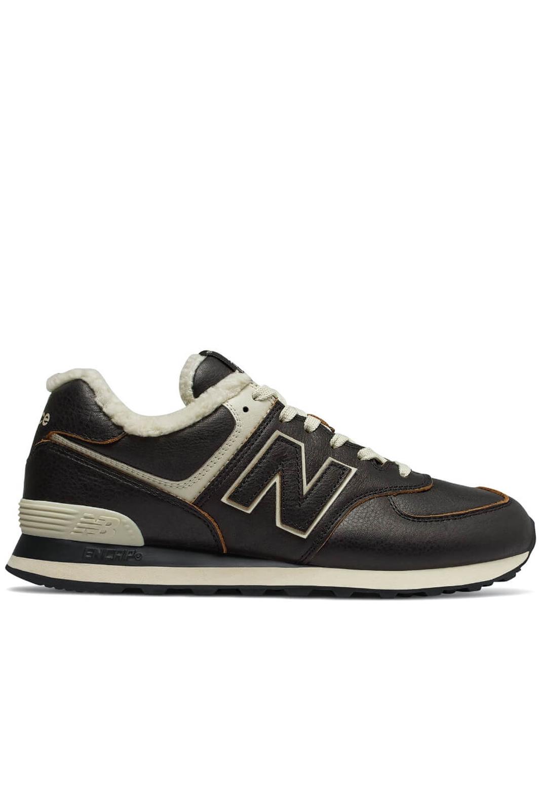 Baskets / Sport  New balance ML574WNE NOIR MARRON