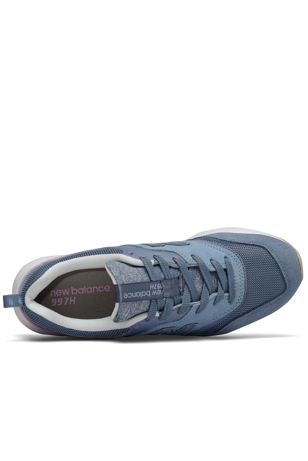 Baskets / Sneakers  New balance CW997HKD BLEU/ROSE