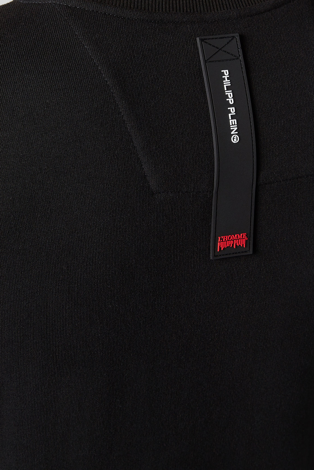 Sweatshirts  Philipp plein MJO0518 LS SKULL 02 BLACK