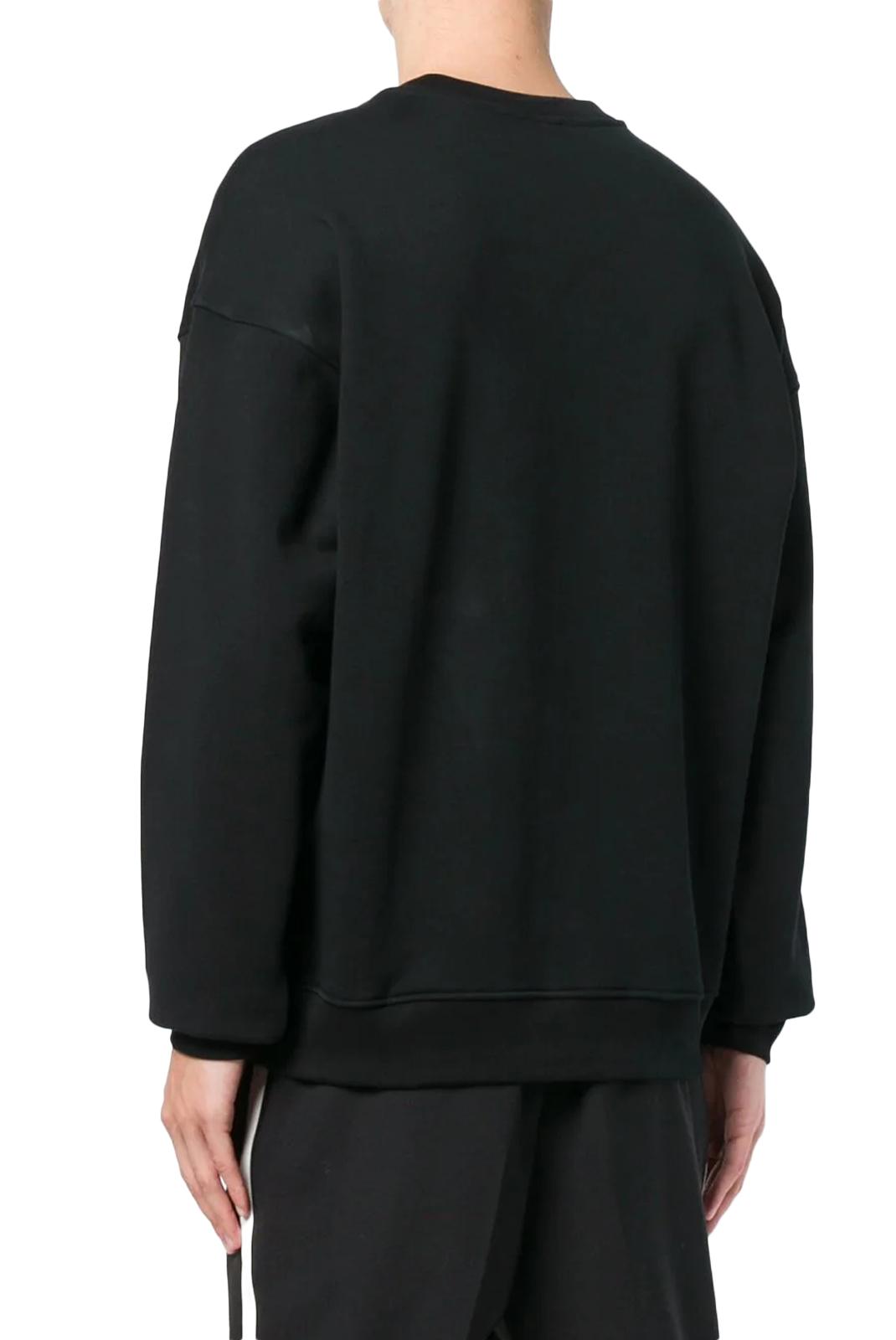 Sweatshirts  Moschino ZA1704 555 NOIR