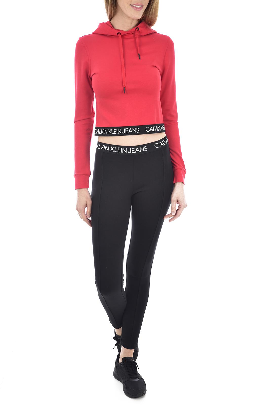 Pantalons  Calvin klein J20J213076 BAE CK BLACK