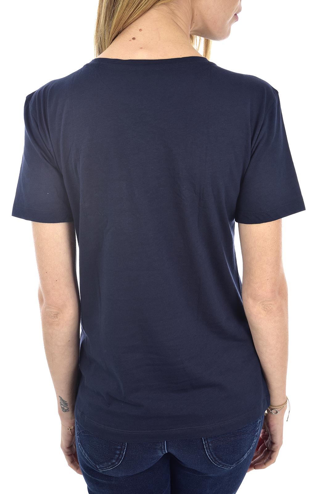 Tee shirt  Emporio armani 164141 9A255 00135 BLEU