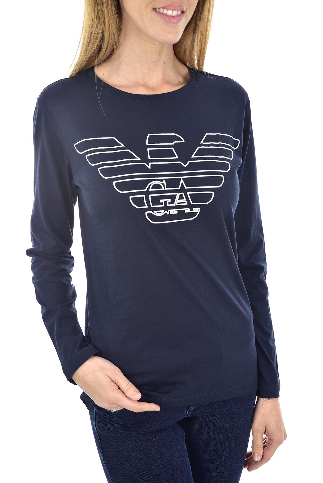 Long sleeve shirt  Emporio armani 164258 9A255 00135 BLEU