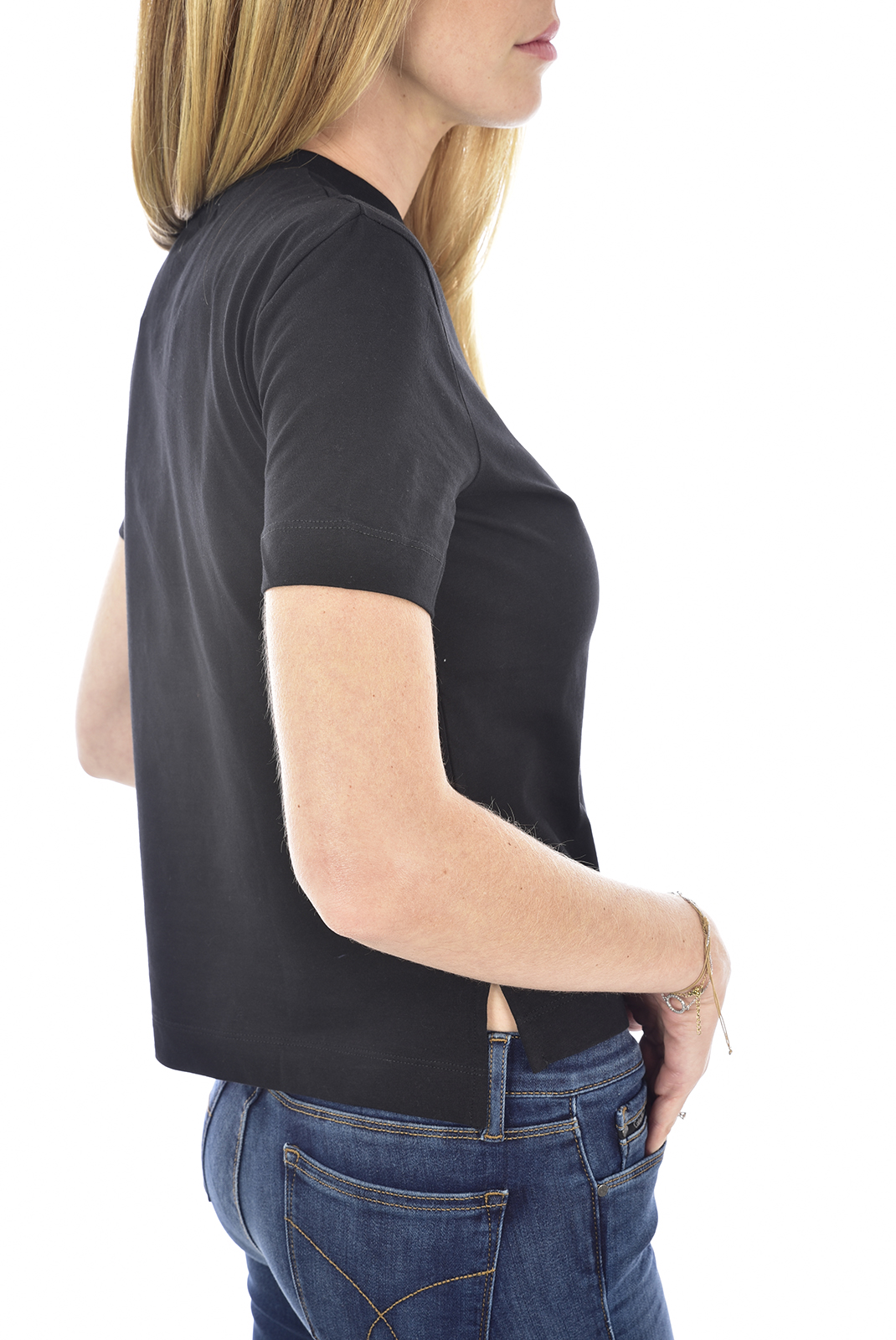 Tee shirt  Calvin klein J20J212879 BLACK