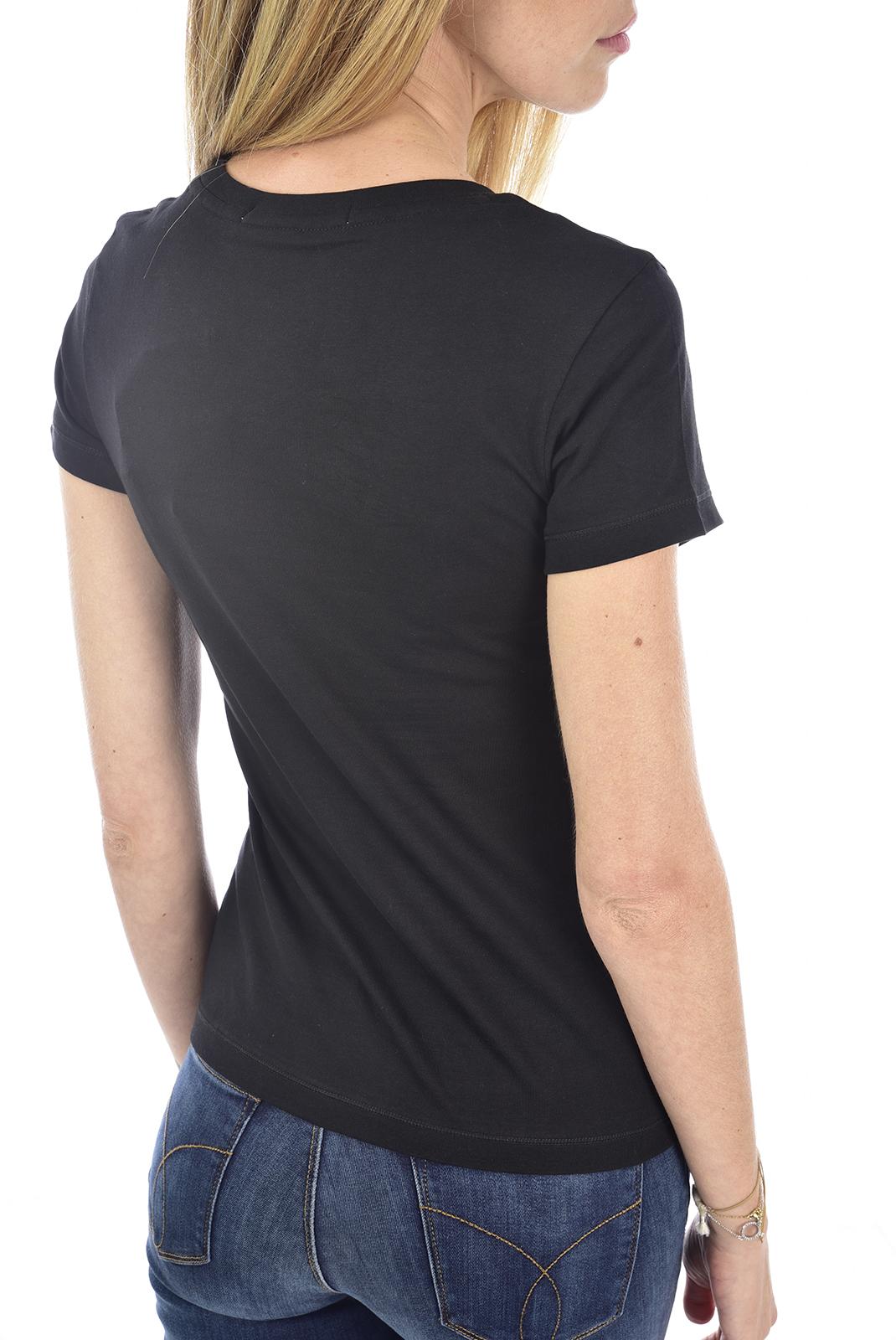Tee shirt  Calvin klein J20J212883 BAE CK BLACK