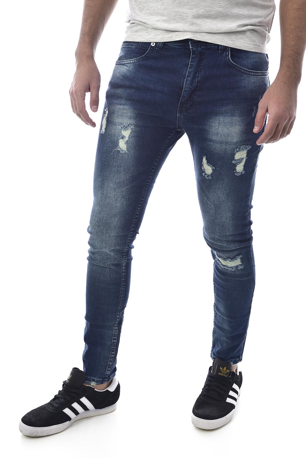 Jeans  Goldenim paris 1301 BLEU