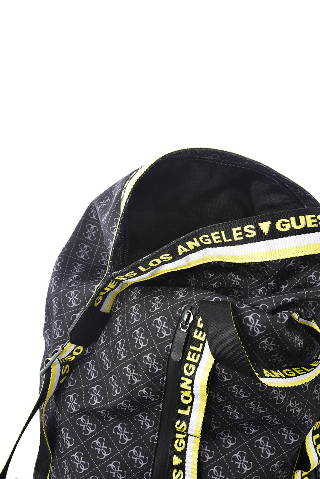 Sacs à dos  Guess jeans HM6822 POL94 BLACK
