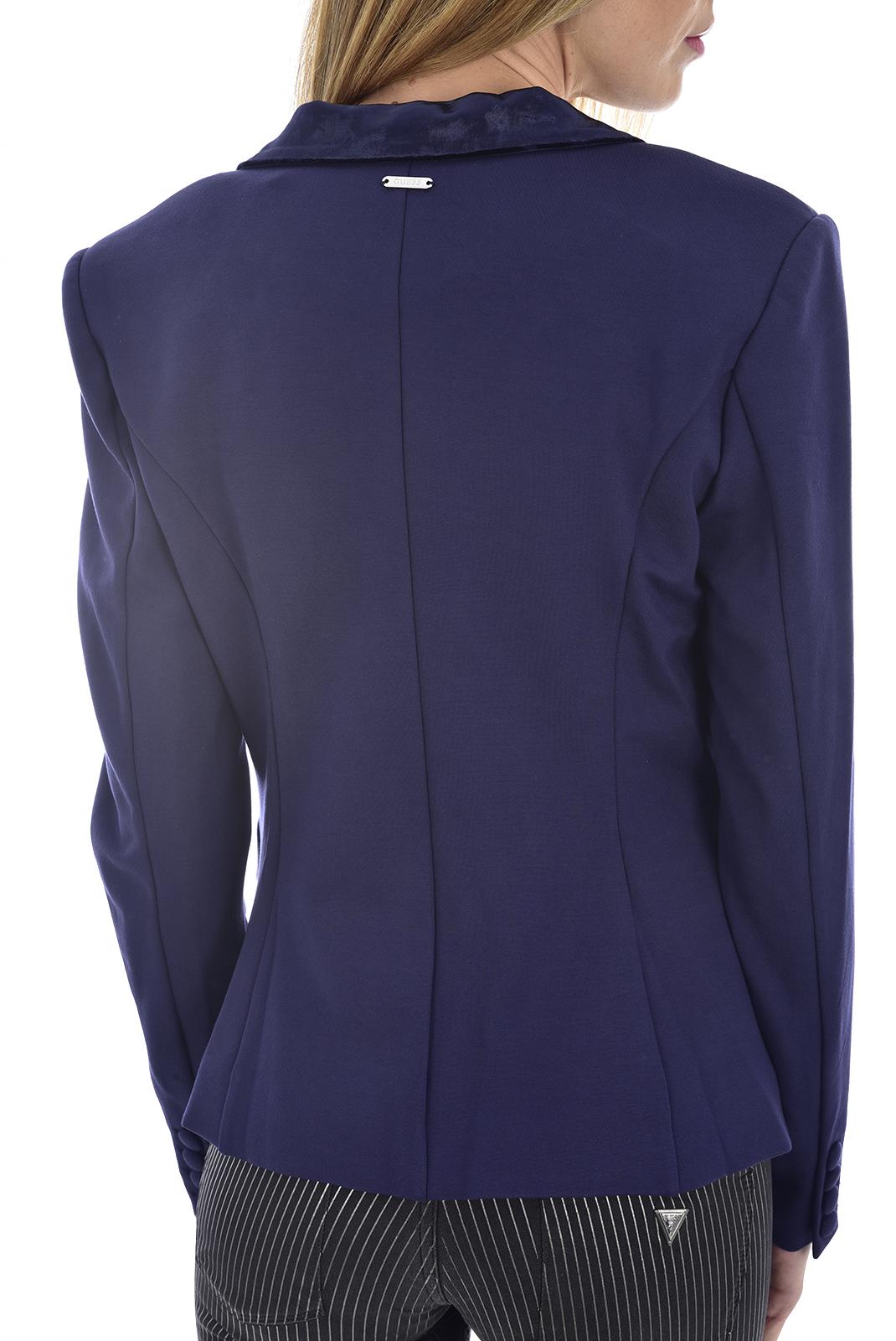 Vestes & blousons  Guess jeans W84N34K54I0 NFBL NIGHTFALL BLUE