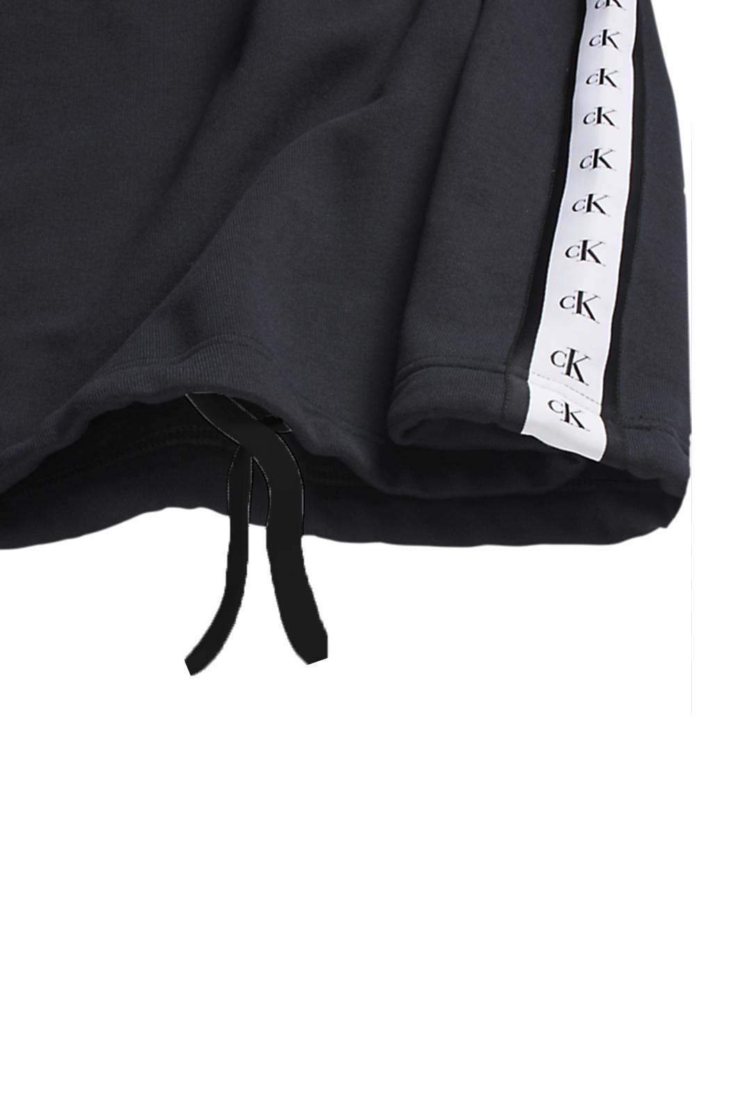 Sweatshirts  Calvin klein J313209 TAPE BAE NOIR