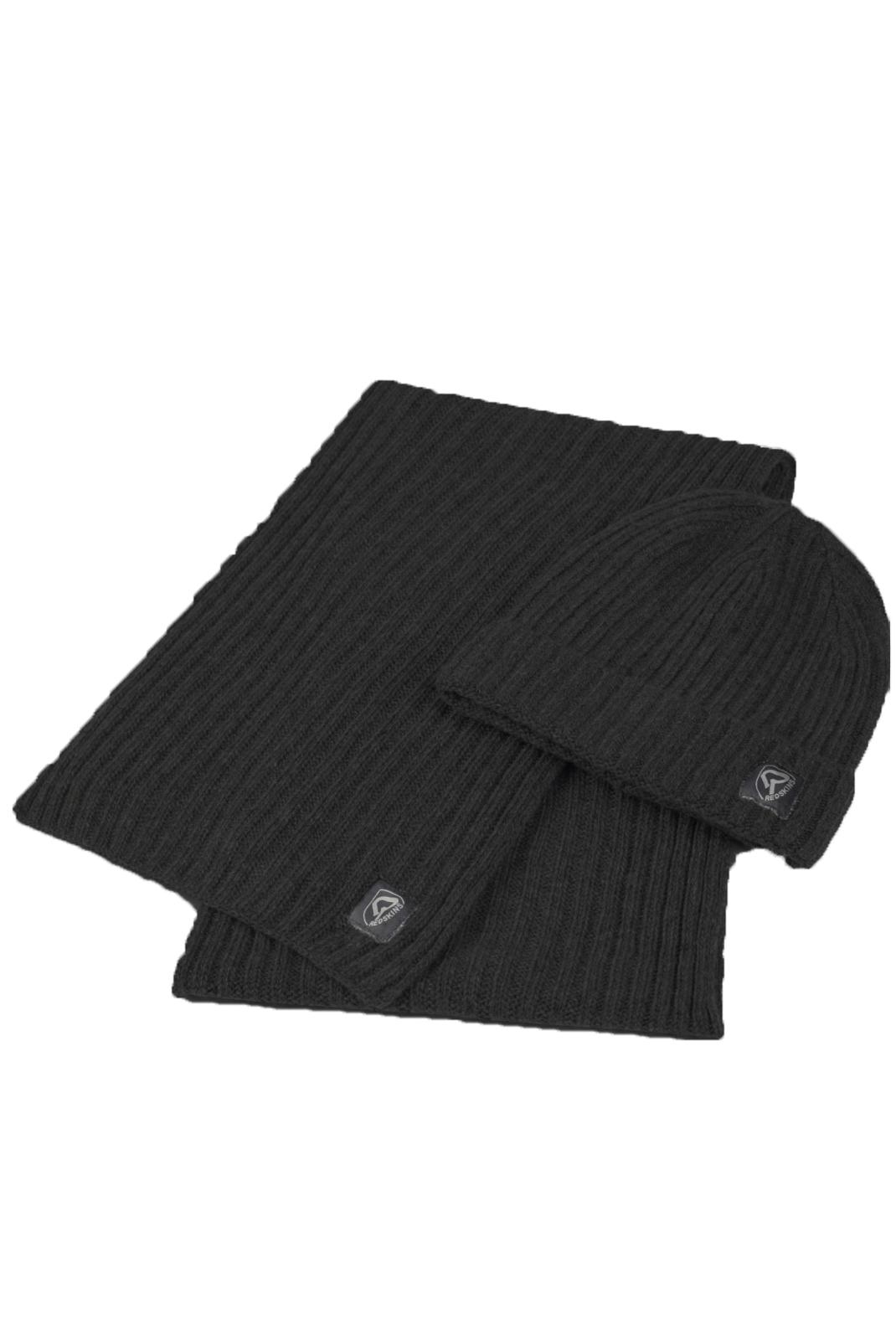Bonnets / Casquettes  Redskins GRIZZ NOIR