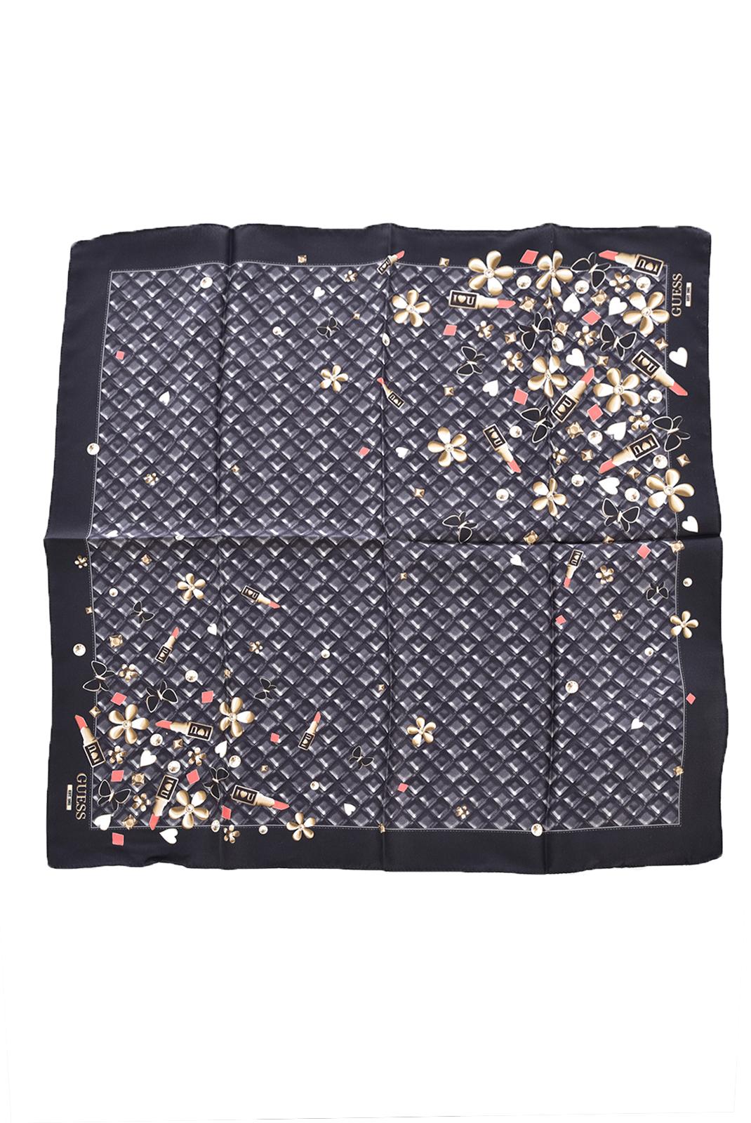 Echarpe, Foulard  Guess jeans AW6564SIL53 BLACK
