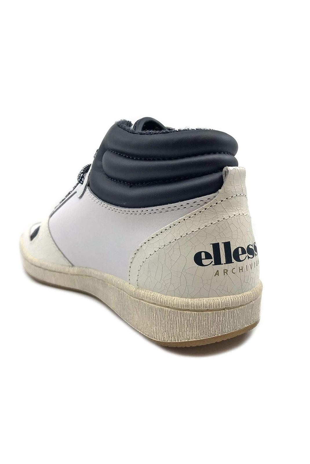 Baskets / Sport  Ellesse EL82436 H 01 WHITE DEEP CRACK