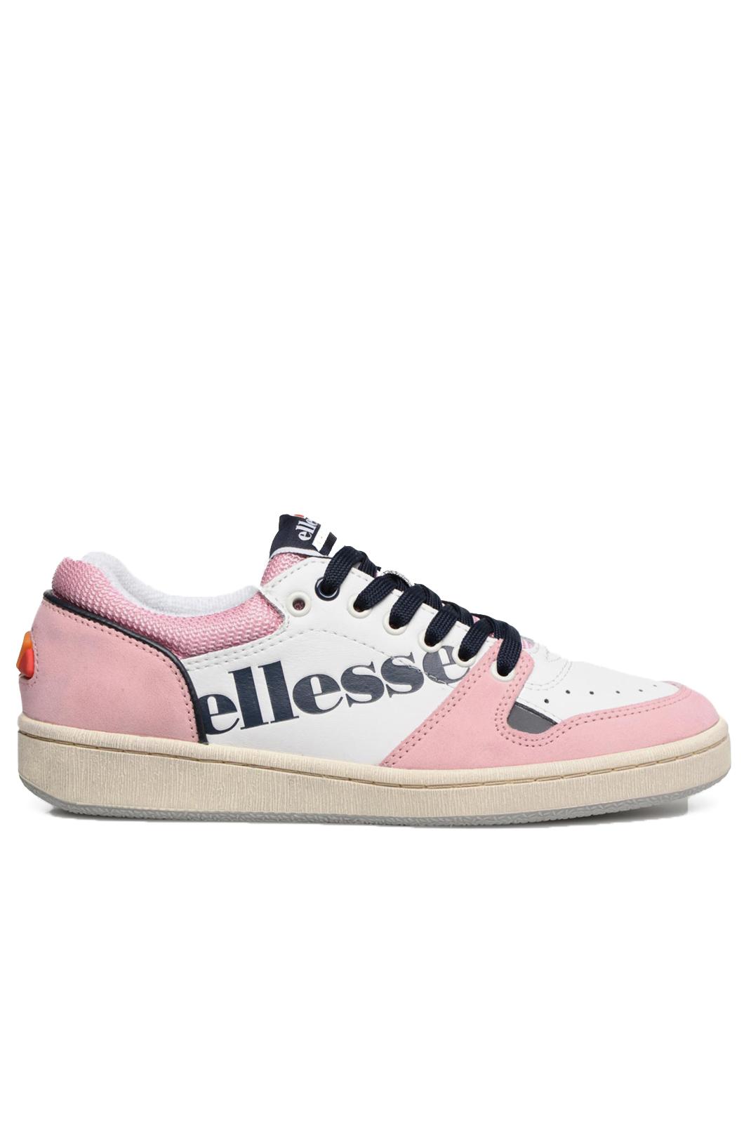 Baskets / Sneakers  Ellesse EL82448 F 04 WHITE PINK PINK