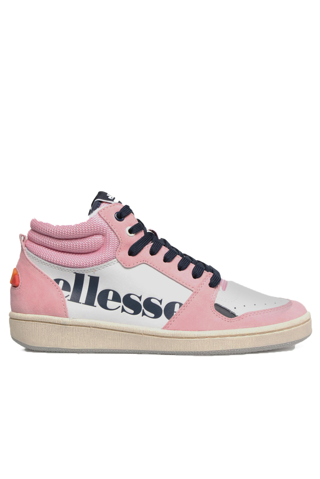 Baskets / Sneakers  Ellesse EL82449 F 04 WHITE PINK PINK