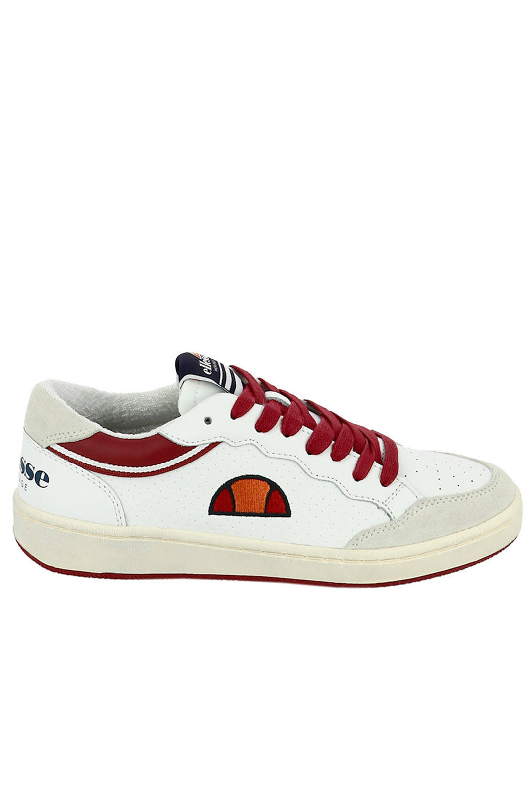 Baskets / Sneakers  Ellesse EL91503 F 02 WHITE RED