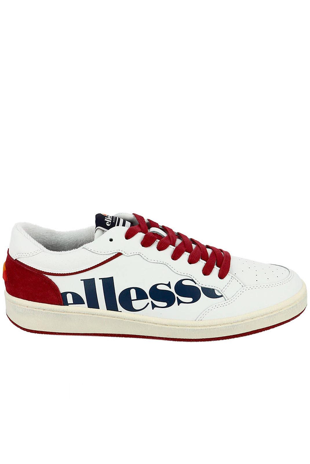 Baskets / Sneakers  Ellesse EL91504 F 02 WHITE RED