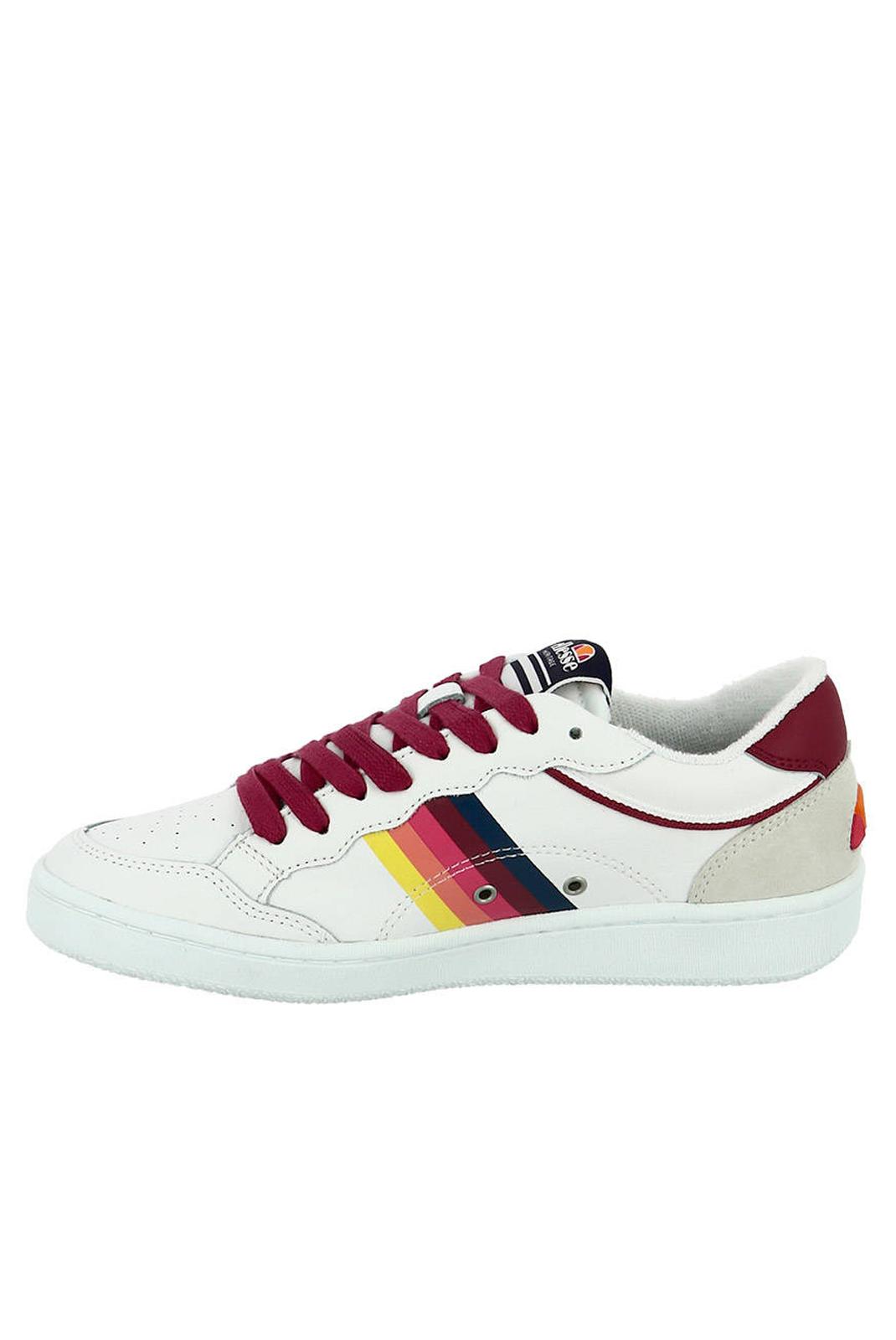 Baskets / Sneakers  Ellesse EL91502 F 01 WHITE RED