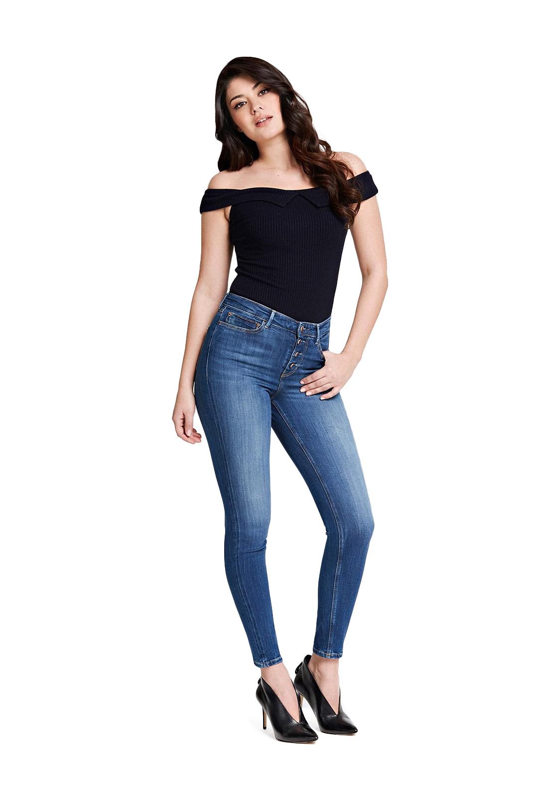 Top   Guess jeans W0GP59 K86Z0 SANDY G70SLA LA NIGHT