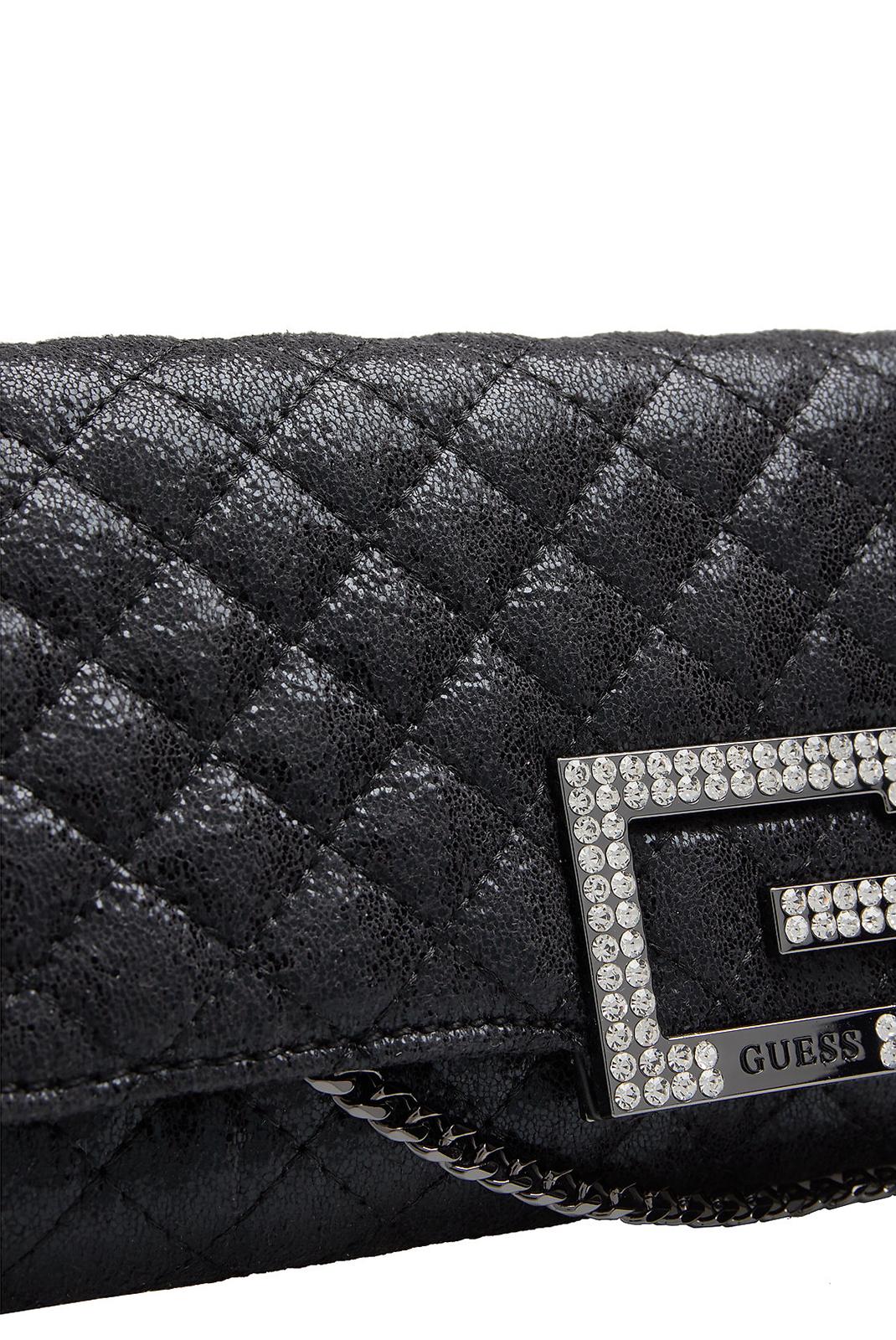 Pochettes  Guess jeans HWSM76 75710 Dazzle BLACK