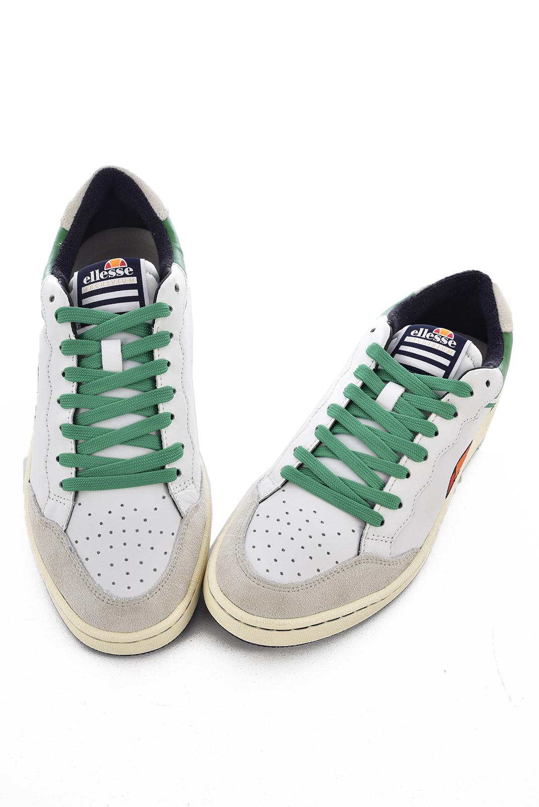 Baskets / Sport  Ellesse EL814468 H 21 WHITE / AMAZON