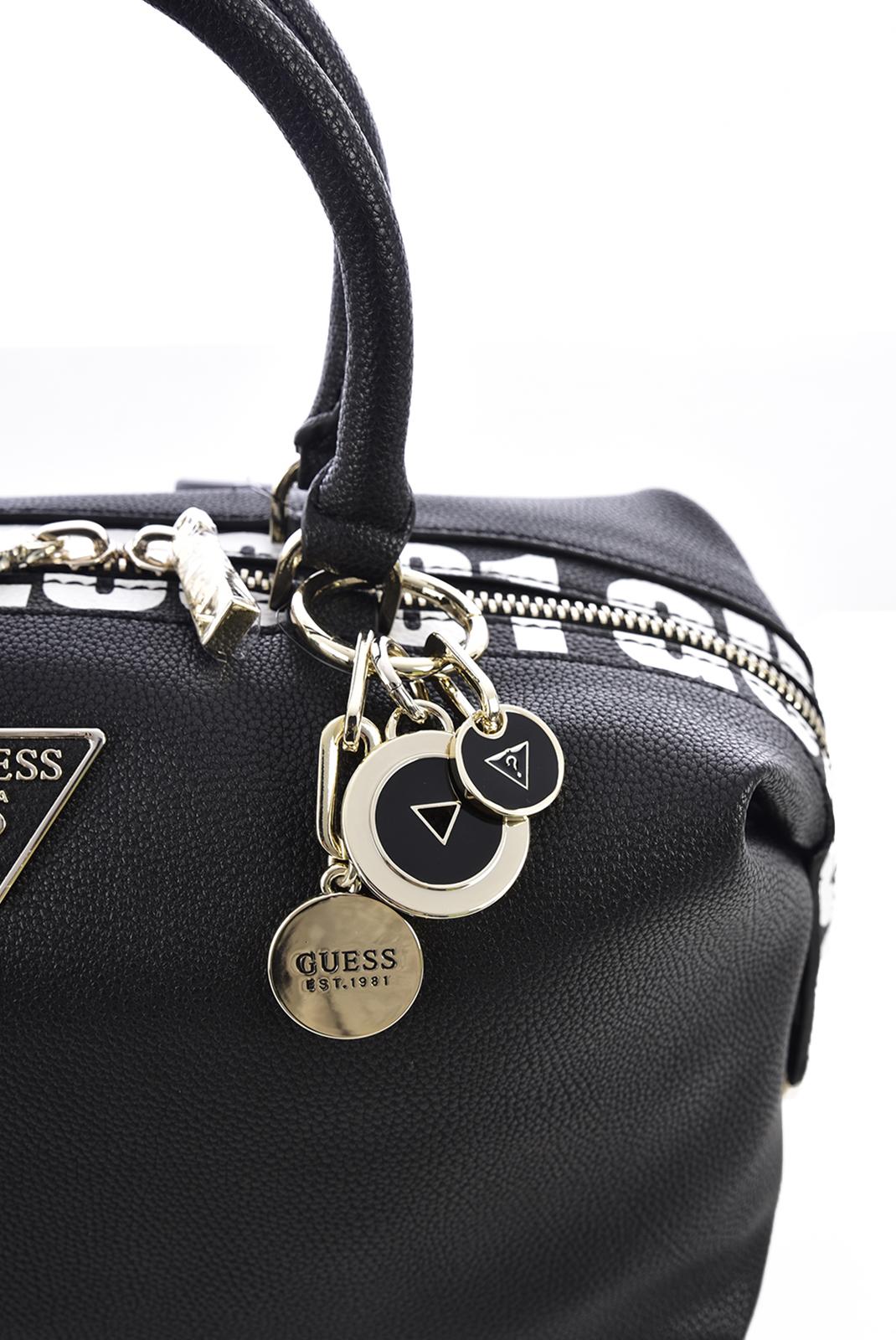Sacs à Main Femme Guess jeans HWVG76 65060 Narita BLACK