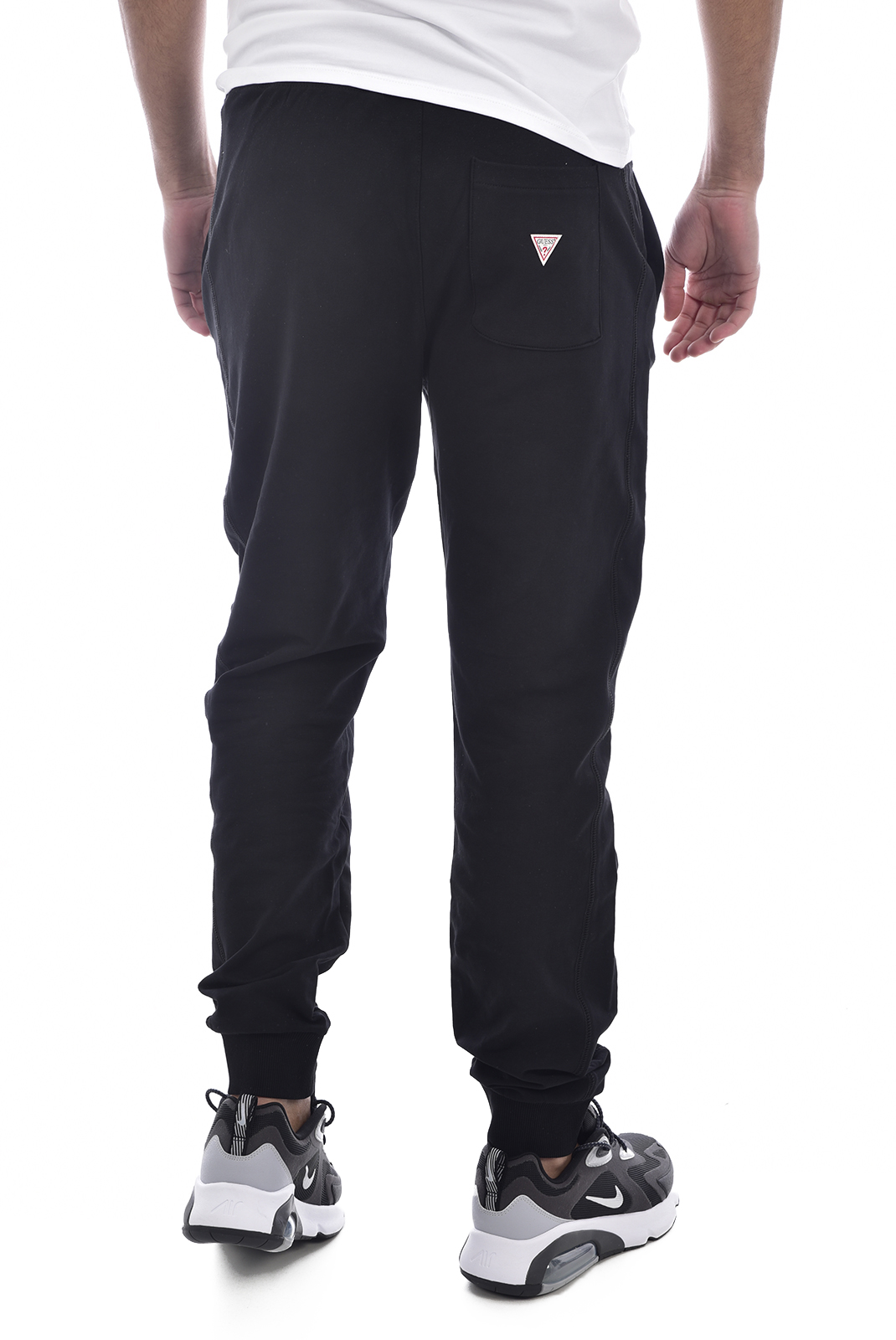 Pantalons sport/streetwear  Guess jeans M02B37 K6ZS0 ADAM JBLKJ et Black A996