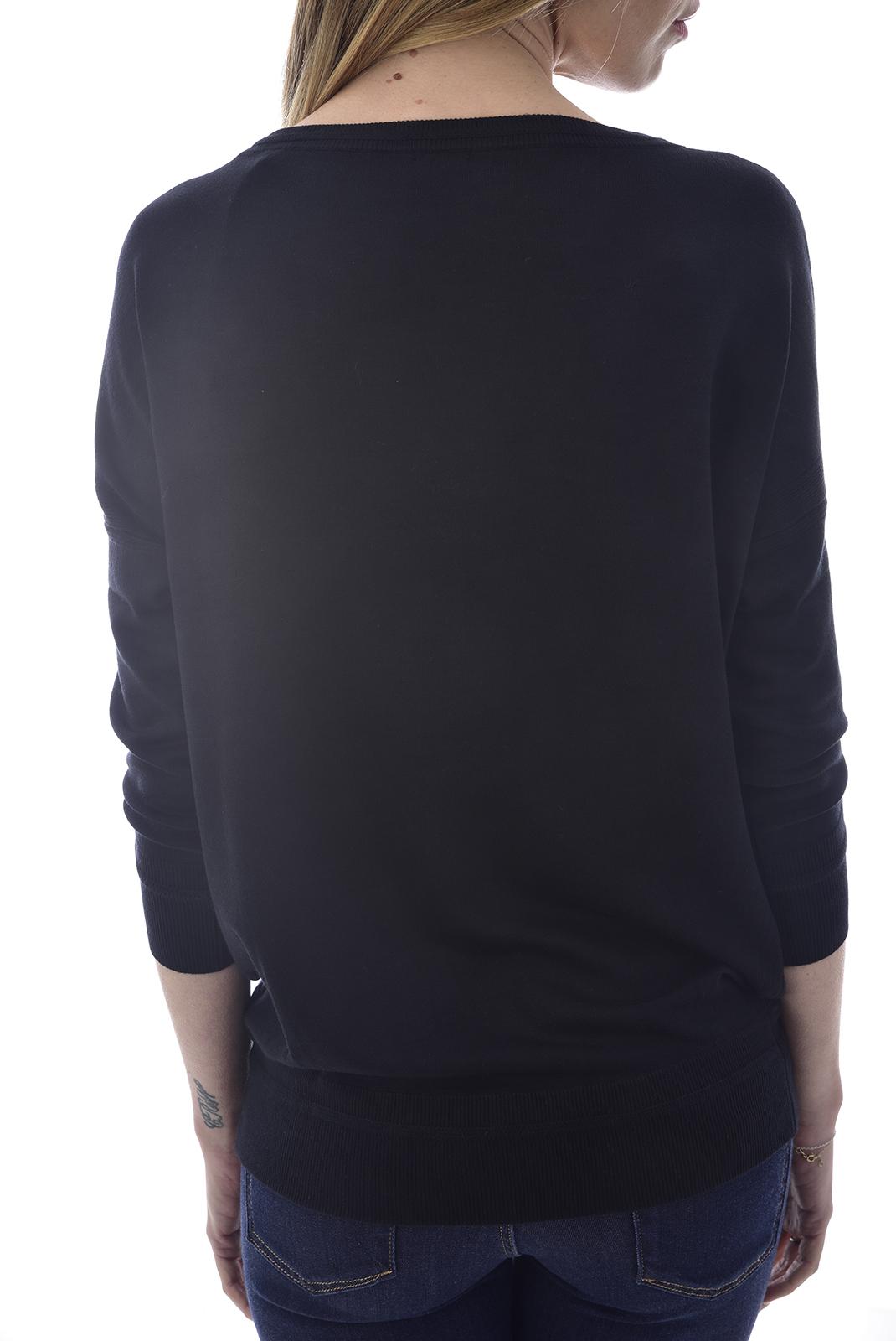 Pull  Guess jeans W0GR20 Z2NQ0 MEGAN JBLKJet Black A996