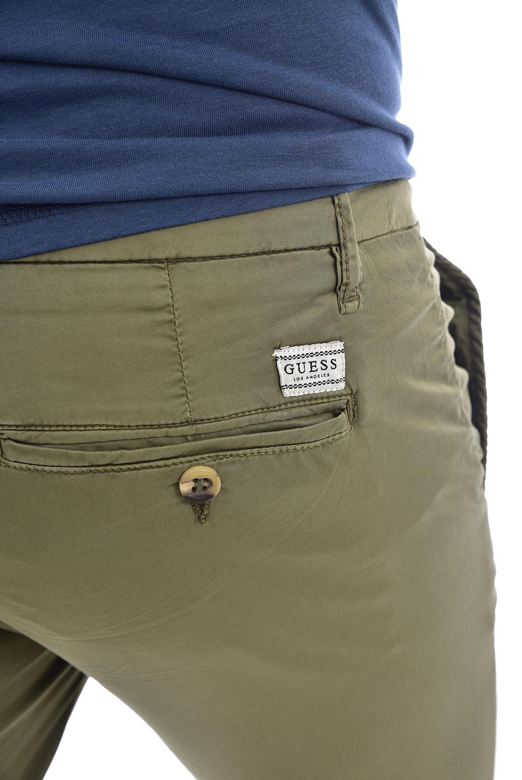 Homme  Guess jeans M02D05 WCRJ1 DANIEL G896 ARMY OLIVE