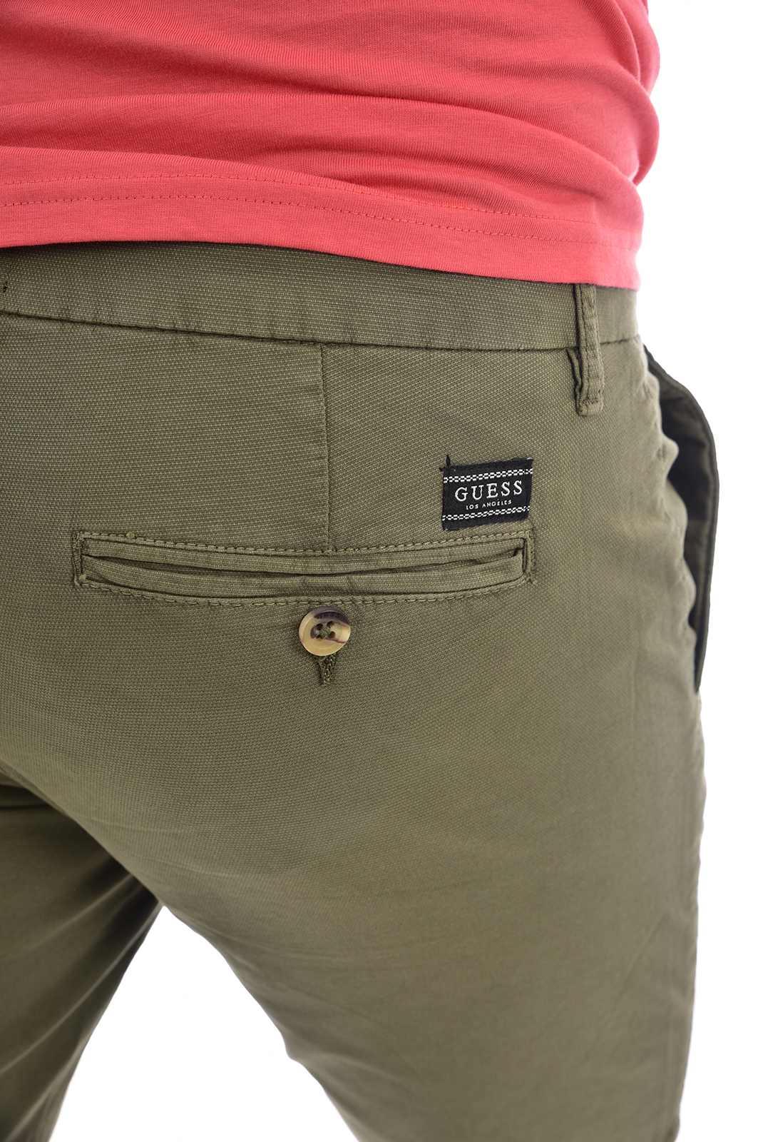 Homme  Guess jeans M02D05 WCRK1 G896 ARMY OLIVE