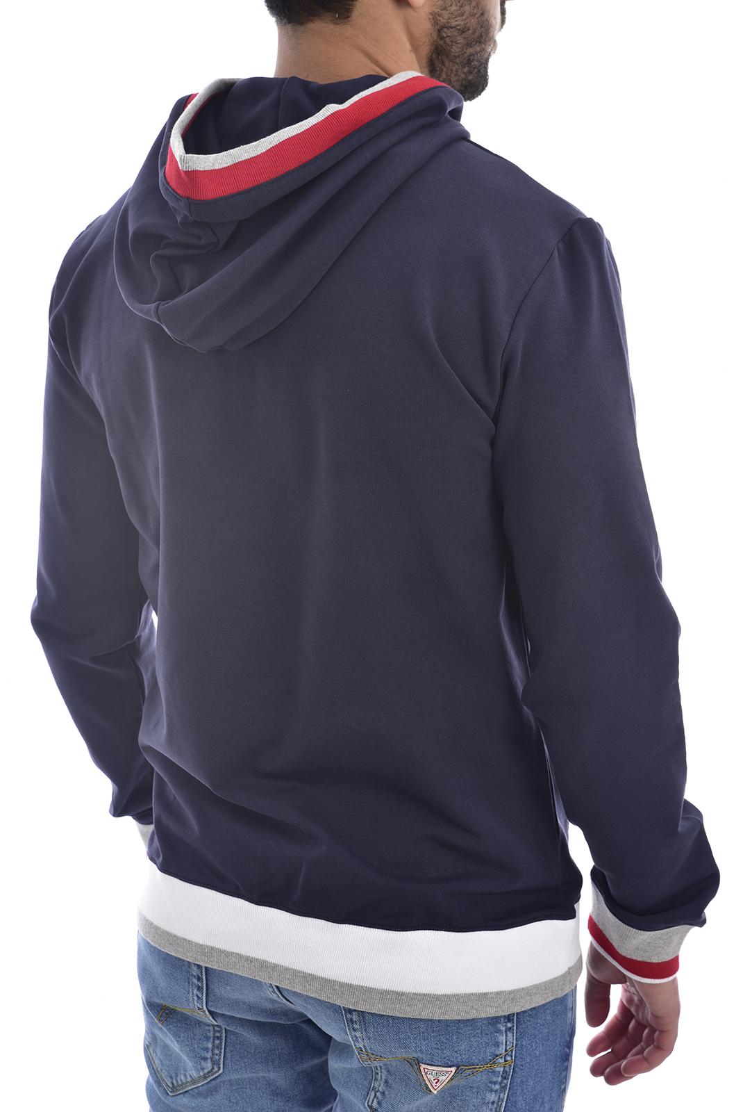 Sweatshirts  Guess jeans M0GQ82 K6ZS0 ALBAN BLUE NAVY