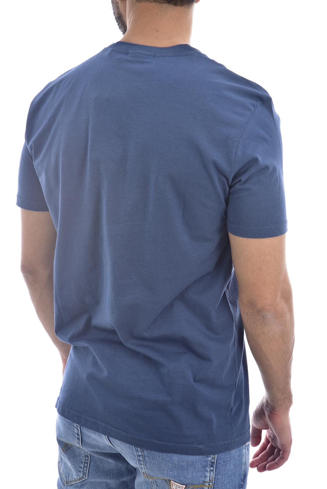 T-S manches courtes  Kaporal MASS BLUEUS