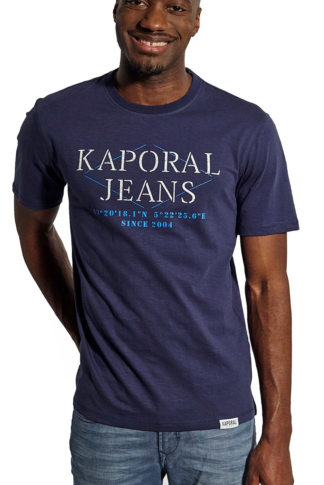 T-S manches courtes  Kaporal TITO BLUEUS