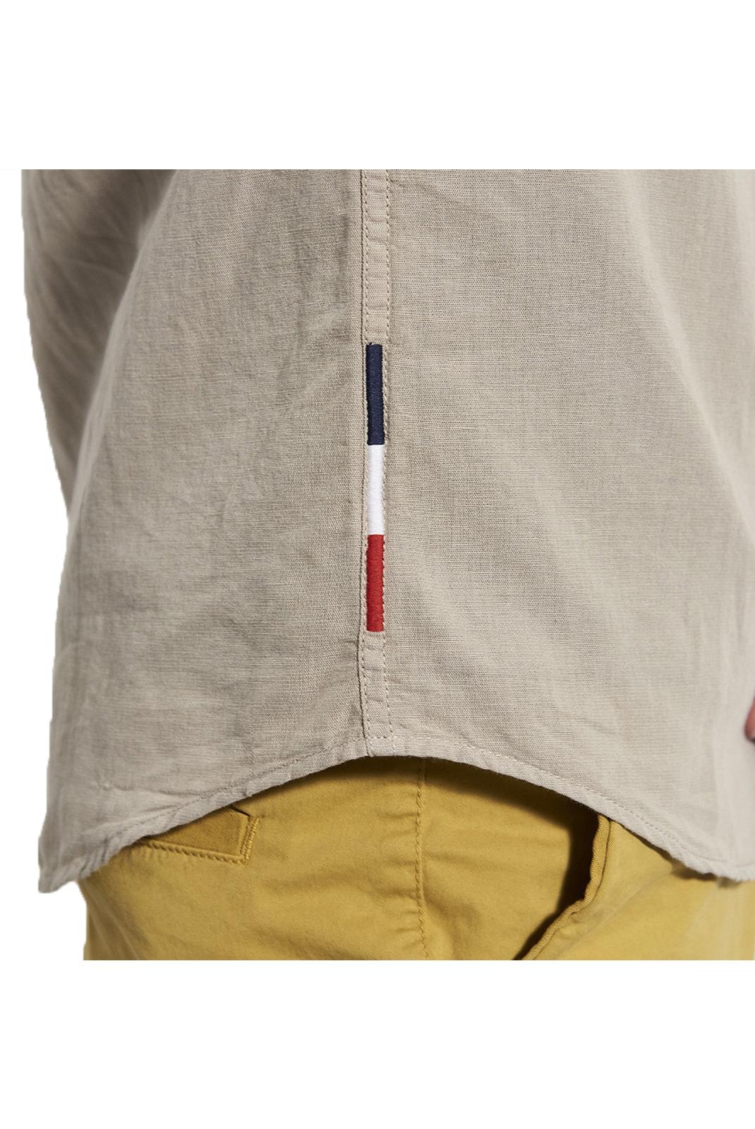 Chemises manches longues  Kaporal WOLF STONE