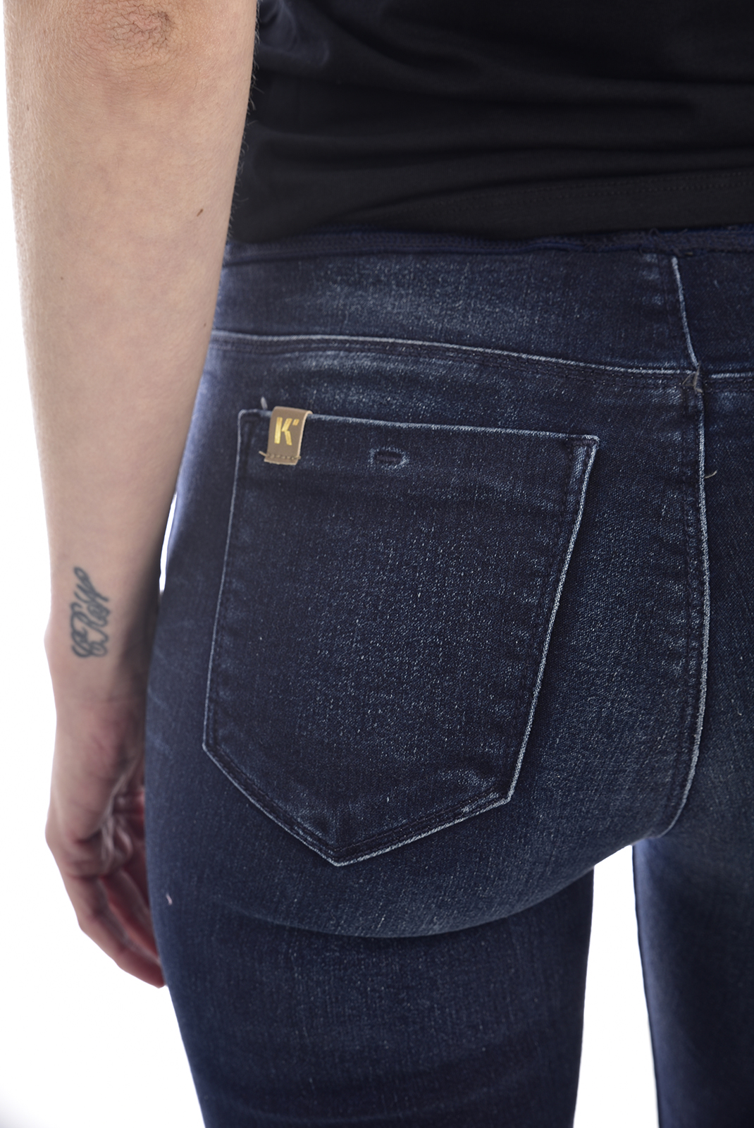 Jeans   Kaporal SABLE OSCURO