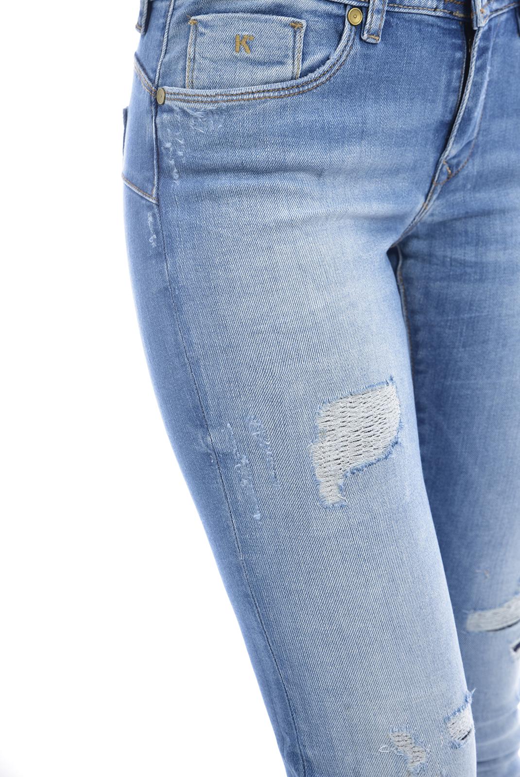 Jeans   Kaporal LOKA SUN DESTROY