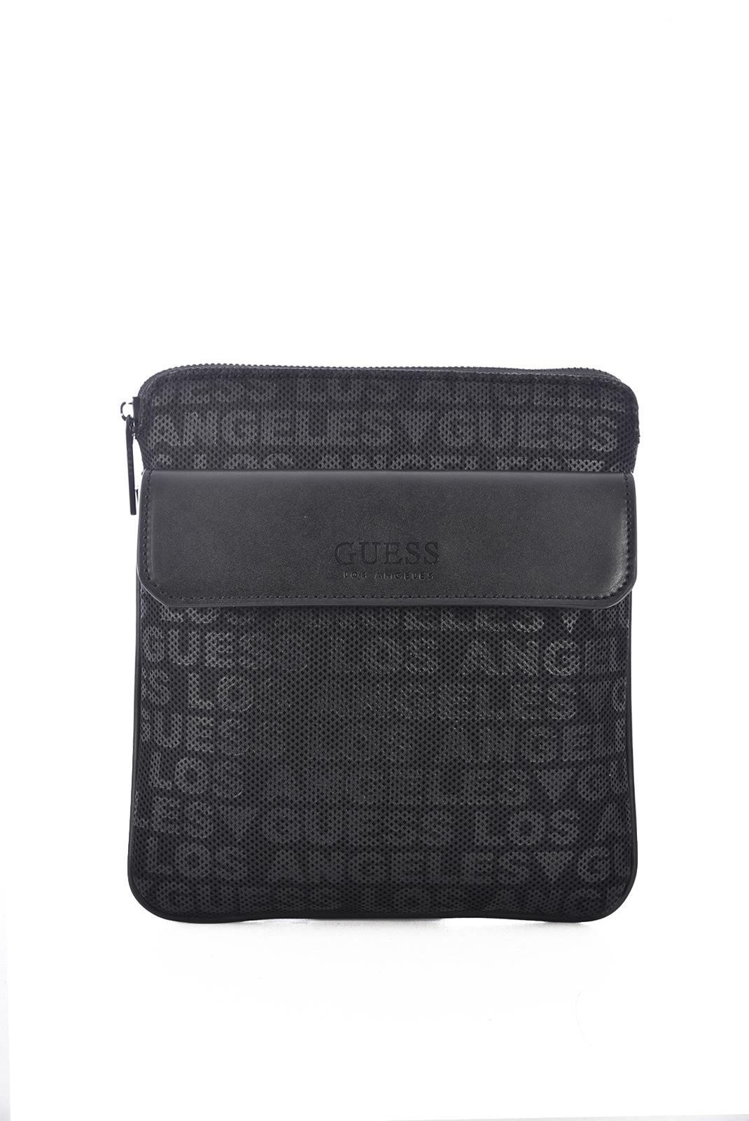 Sacs à bandoulière  Guess jeans HMNEMT P0227 BLACK