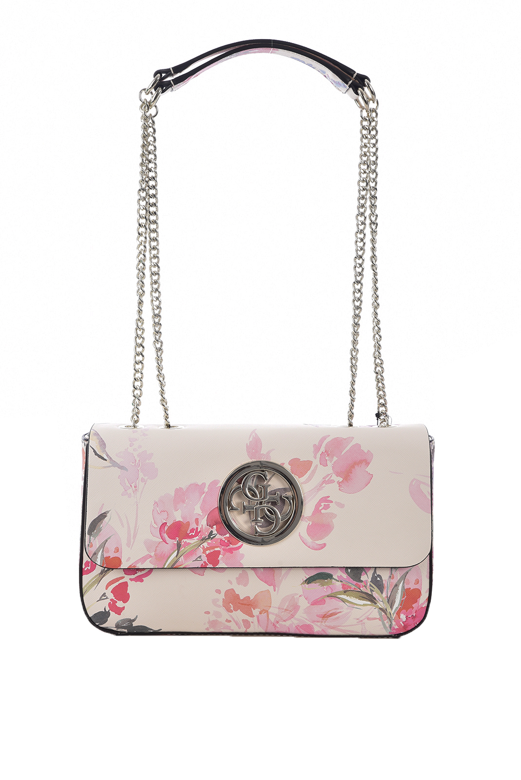 Sacs à Main  Guess jeans HWEF71 86210 Open road PINK FLORAL
