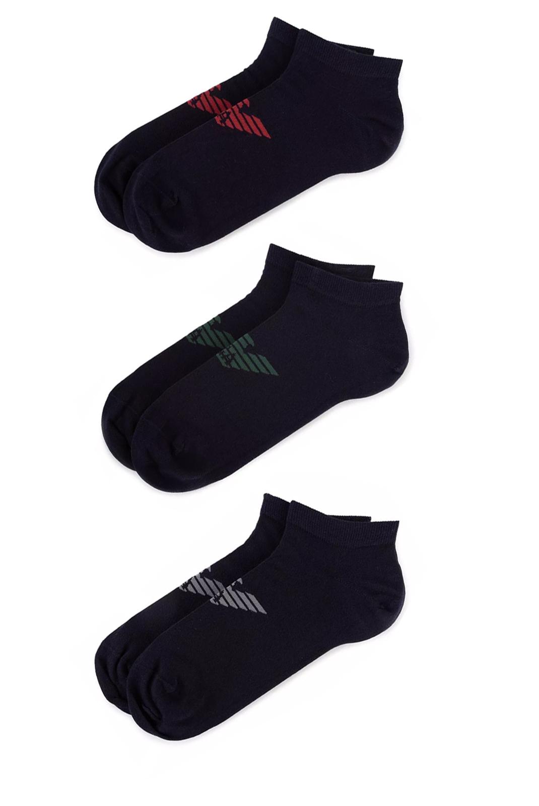 Chaussettes  Emporio armani 300008 9A234 56335 BLU/BLU/BLU
