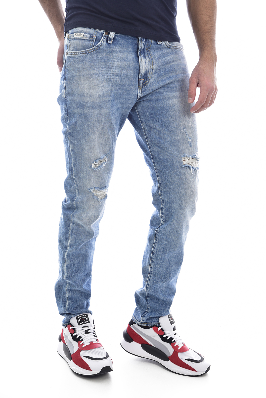 slim / skinny  Guess jeans M02A37 D3Y94 DRAKE REDE REDEMPTION