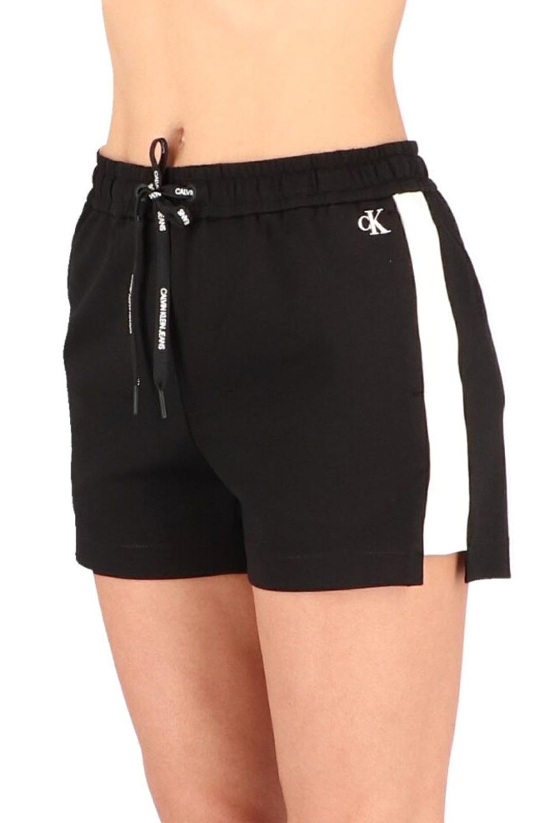 Shorts  Calvin klein J20J213593 BLOCKING BAE CK BLACK