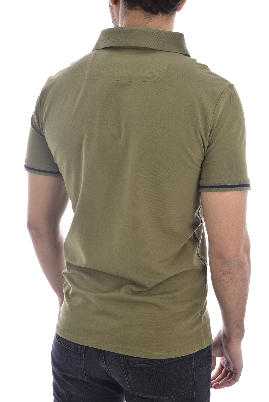 Polos  Guess jeans M02P45 J1300 AMIAS ARMY OLIVE