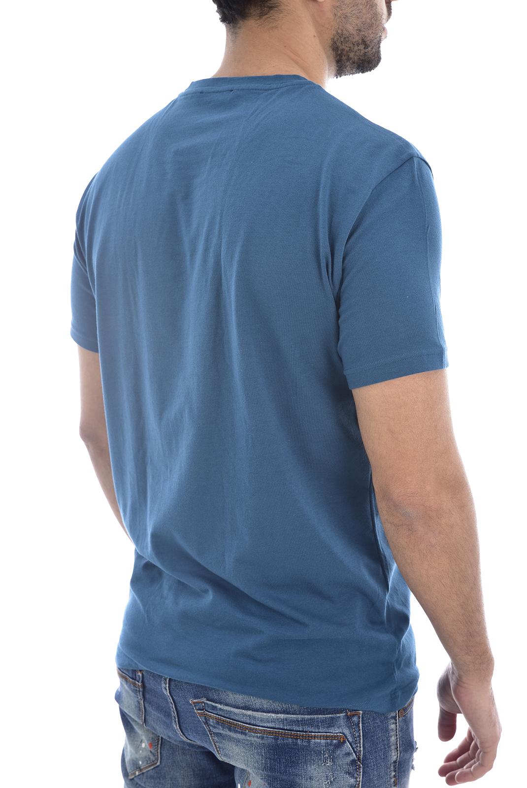 Tee-shirts  Emporio armani 111267 9A720 61935 MARINE/PETROLIO