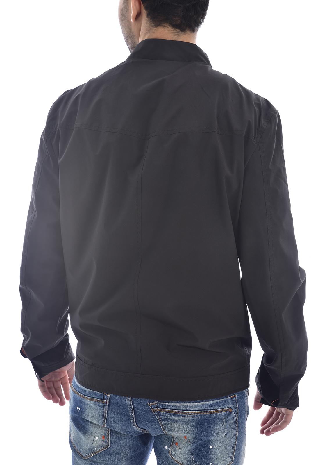 Blousons / doudounes  Guess jeans M02L50 WCOG0 CUMMUTER Jet Black A996