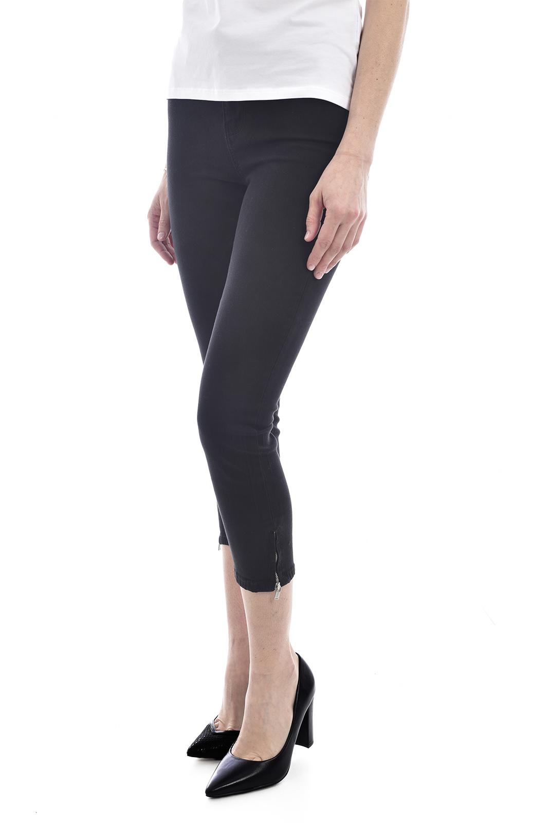 Femme  Guess jeans W02A18 WAMB31981 RI JBLKNoir de jais