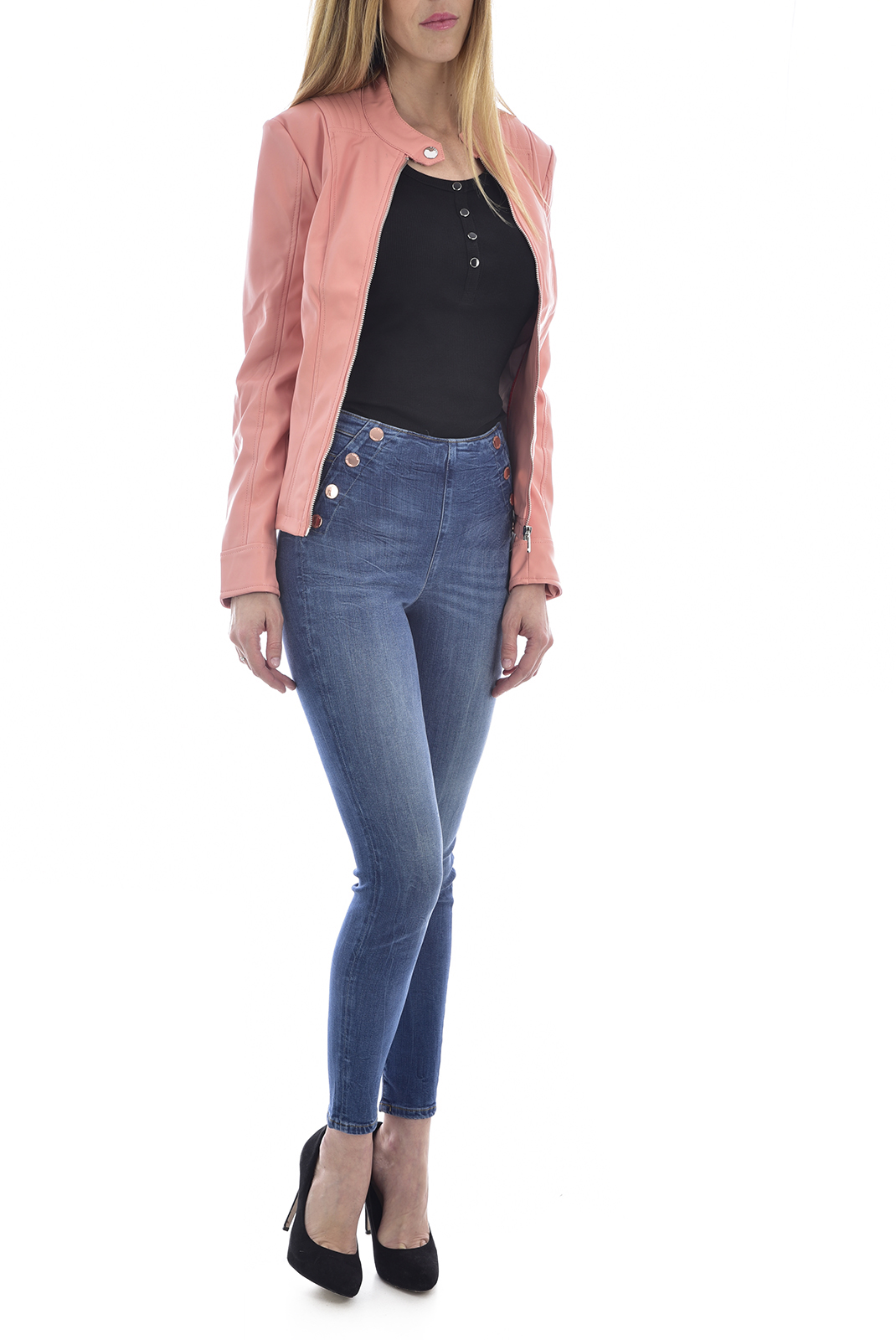 Vestes & blousons  Guess jeans W02L20 WAEI0 TAMMY G60ESUNRISE BLISS