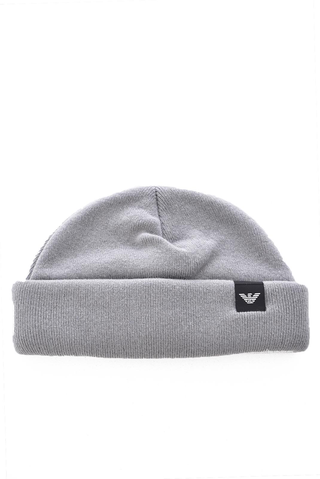 Bonnets / Casquettes  Emporio armani 6G1404 1MC2Z 0634 gris