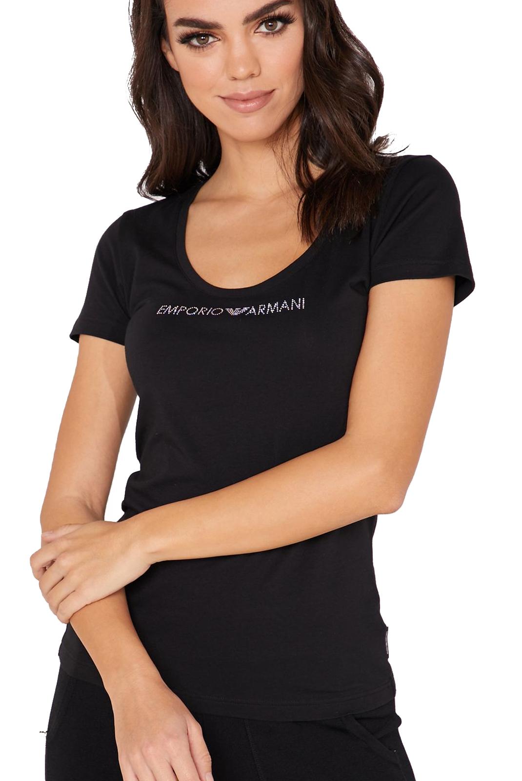 Tee shirt  Emporio armani 163377 0P263 00020 NERO