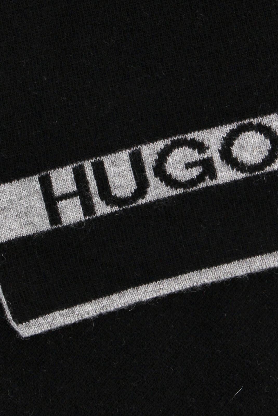 Echarpes / Foulards  Hugo boss 504115821 ZOLO 035 GRIS