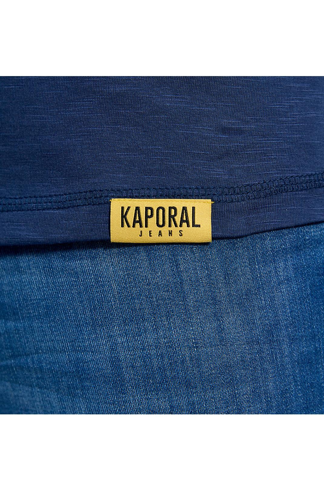 T-S manches courtes  Kaporal TORZO BLUEUS