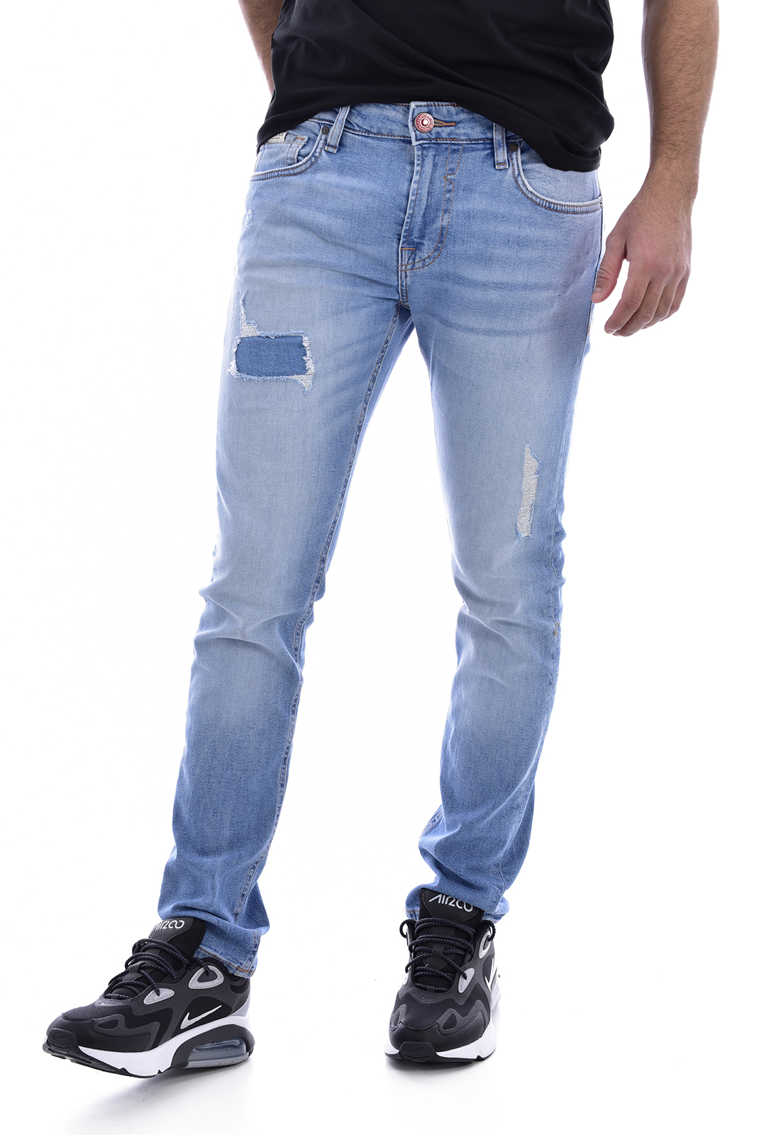 slim / skinny  Guess jeans M02AN1 D3ZN1 MIAMI TTRE TRENCHTOWN